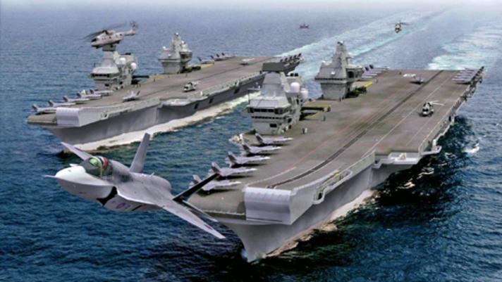 مشارکت عربستان و آمریکا در رزمایش مشترک دریایی