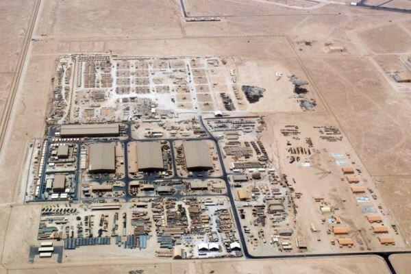 گفتگوی وزرای دفاع آمریکا و قطر پیرامون نوین سازی پایگاه العدید