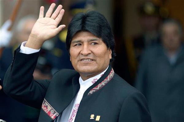 مورالس: منتخب مردم هستم استعفا نمی دهم