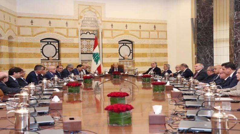 لبنان، تاکید عون بر رسیدگی به اوضاع بانک ها، دیدار نماینده حزب الله با حریری