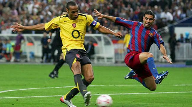 بارسلونا - آرسنال؛ خلاصه فینال خاطره انگیز 2006