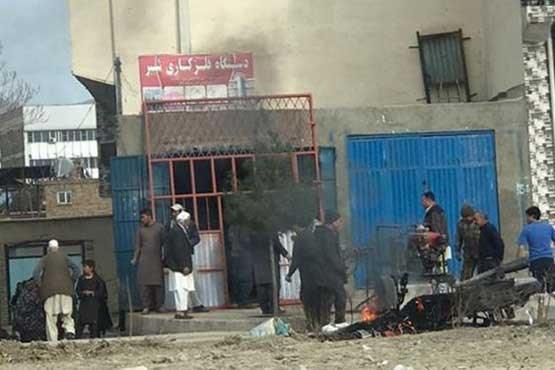 9 زخمی بر اثر انفجار در کابل