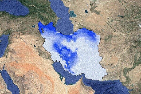 تصاویر ماهواره ای از تغییرات یک ساله 11 دریاچه و تالاب کشور