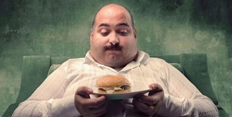 افراد چاق بیشتر در معرض خطر ابتلا به کرونا قرار دارند
