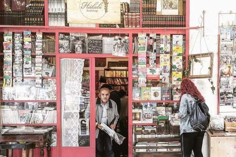 کمپین تامین اقتصادی جمعی برای یاری به صنعت کتاب بیروت