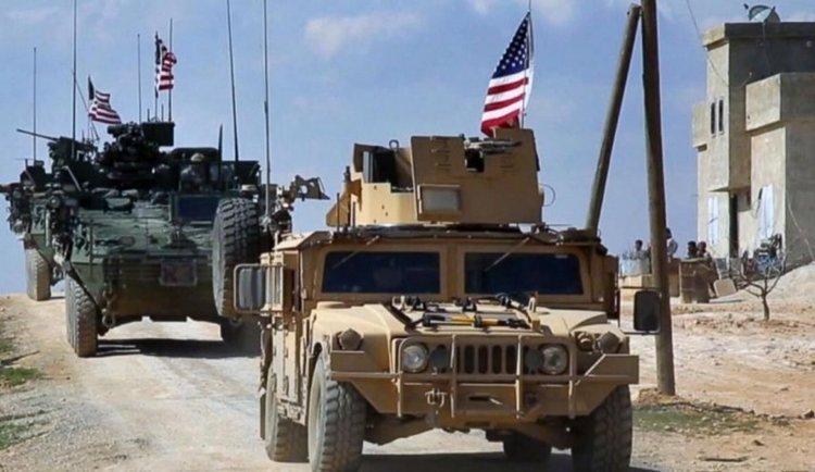 انفجار بمب بر سر راه کاروان نظامی آمریکا در عراق
