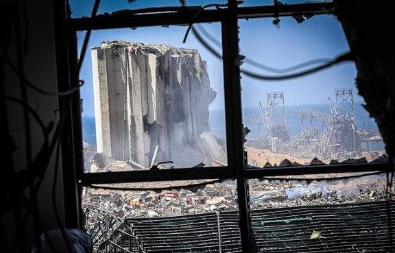 ارتش لبنان: عملیات جستجو و نجات در بندر بیروت ادامه دارد
