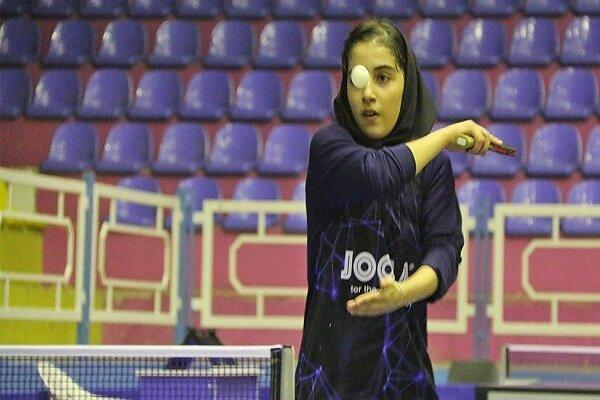 دغدغه ملی پوش 16 ساله تنیس روی میز ازحضور همزمان در مدرسه و تمرین