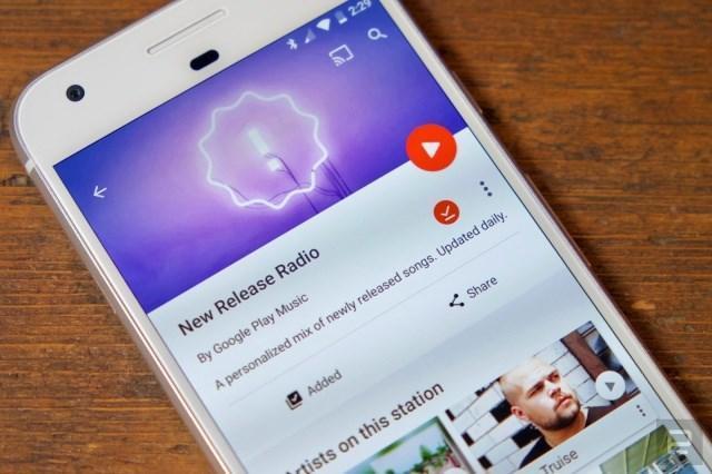 سرویس موسیقی گوگل به زودی غیرفعال می گردد
