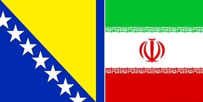 ایران از ثبات در بوسنی و هرزگوین حمایت می نماید