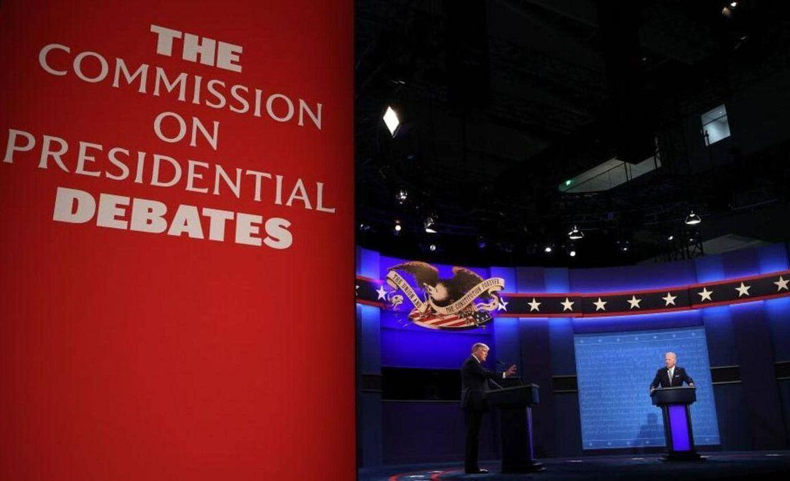تلاش کاخ سفید برای برگزاری دومین دور از مناظره انتخاباتی