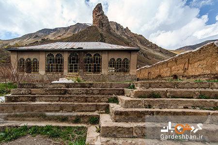 کاخ شهرستانک یا کاخ ناصرالدین شاهی در جاده چالوس، تصاویر