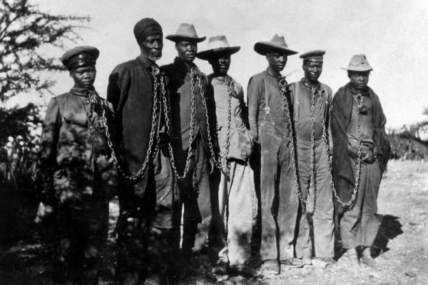 آلمان ارتکاب نسل کشی در نامیبیا را پذیرفت