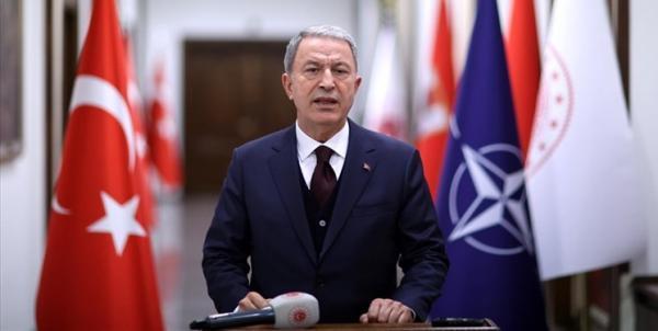 وزیر دفاع ترکیه: تصمیم نهایی درباره مسئولیت فرودگاه کابل هنوز اتخاذ نشده است